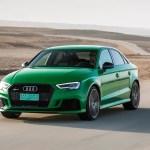 Audi Rs3 Saloon 2017 Review Autocar
