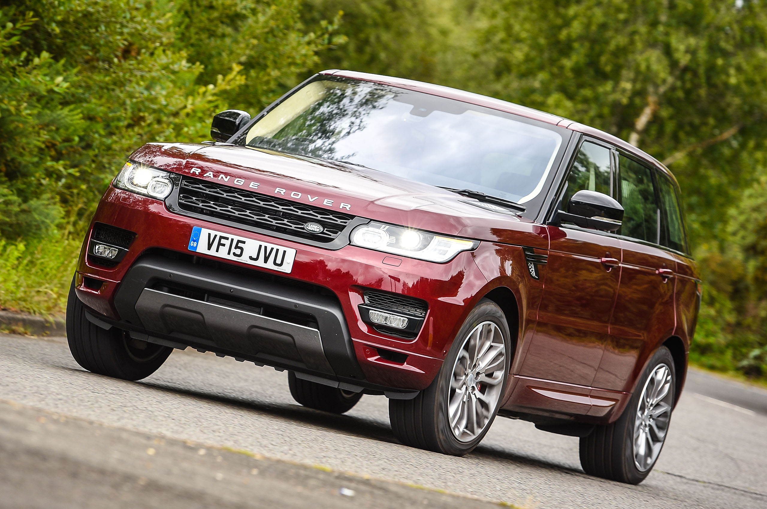 2016 Range Rover Sport 3 0 SDV6 Autobiography Dynamic review
