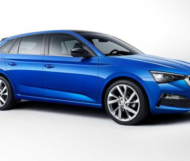 Recently Revealed Scala Hatchback And Kamiq Suv As Well As A Heavily Updated Not Yet Seen Octavia Skodas Biggest Selling Model Later This Year