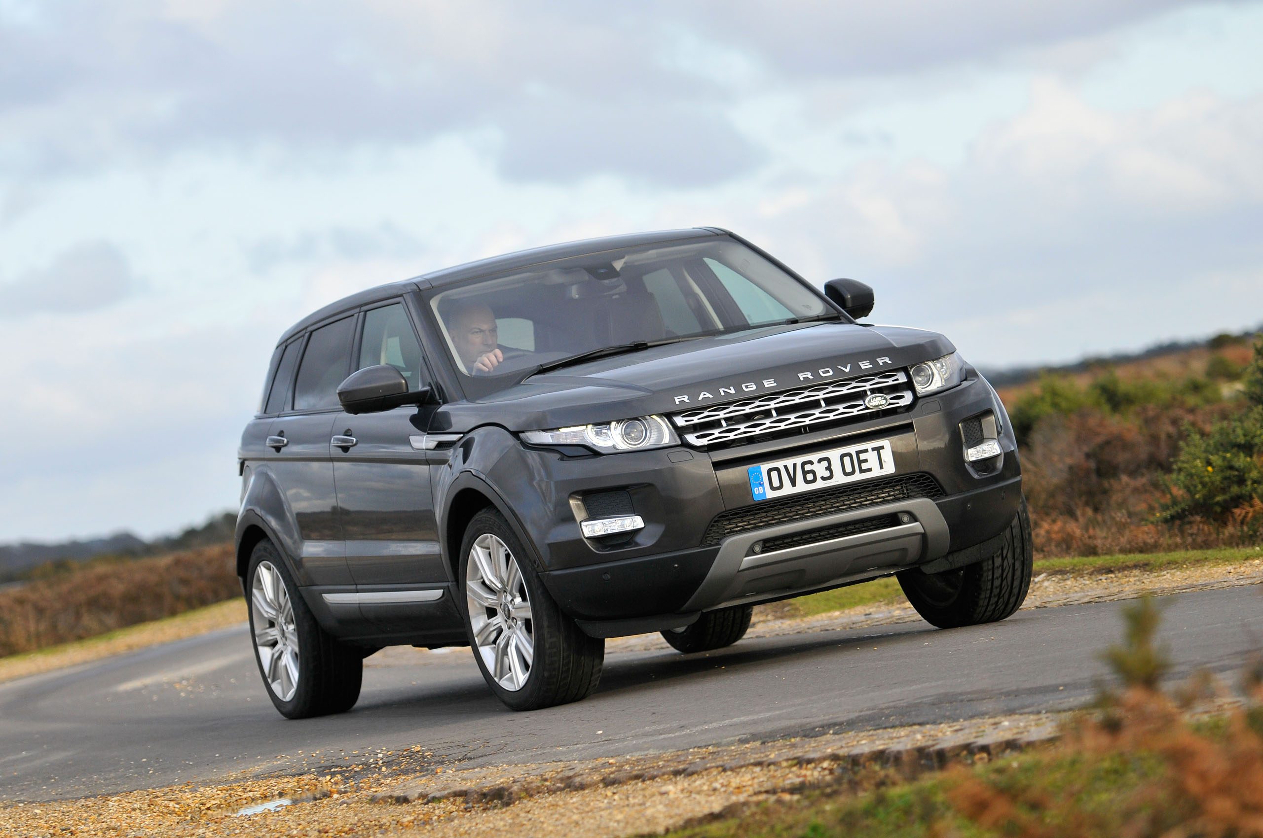 Range Rover Evoque Review 2017