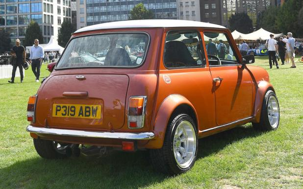 Cars: 1995 Mini Cooper