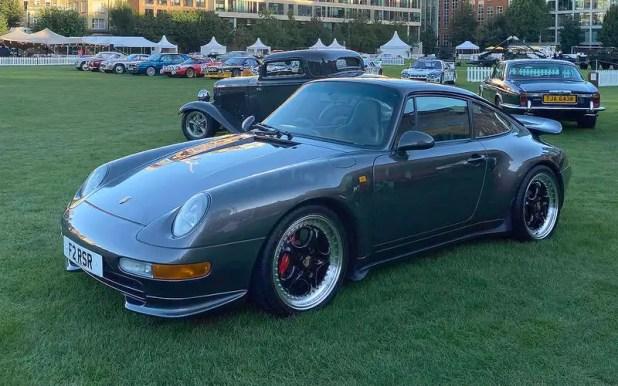 Cars: 1995 Porsche 911 (993)