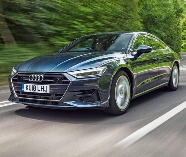Audi A Road Test Review Hero Front