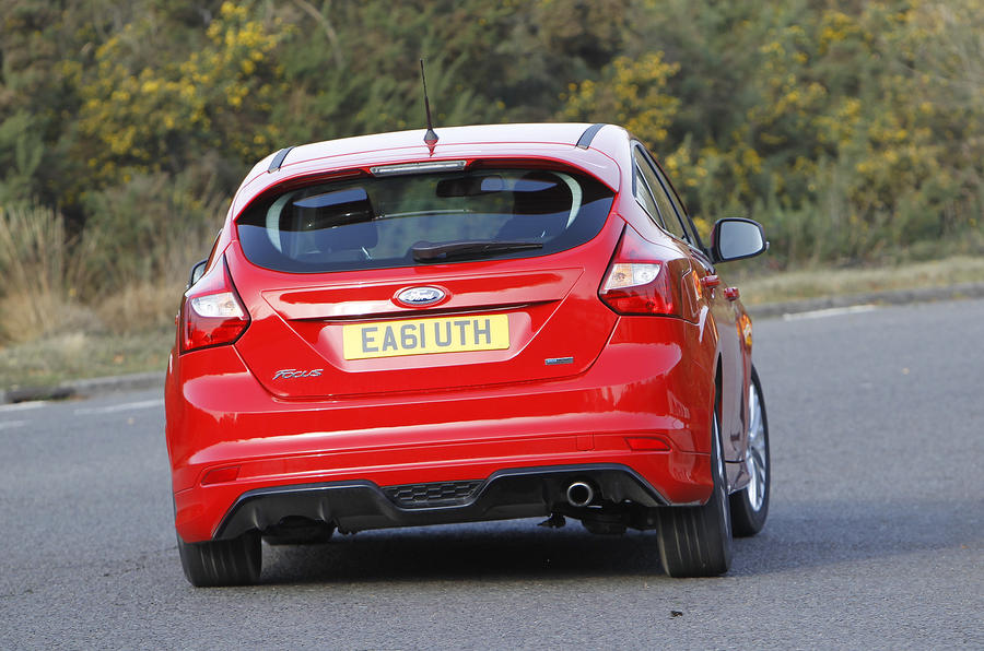 Ford Focus Zetec S review | Autocar