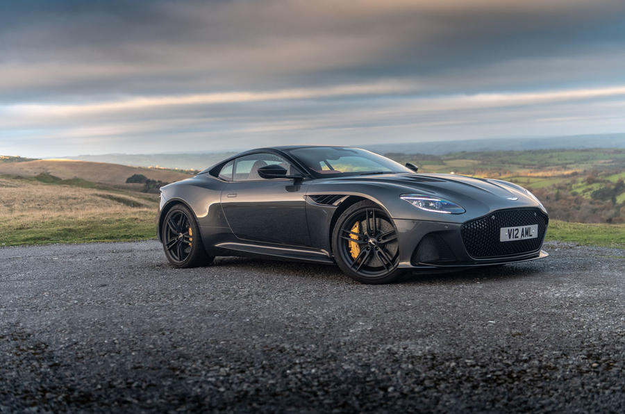 Aston Martin Dbs Superleggera 2018 Road Test Review Hero Static