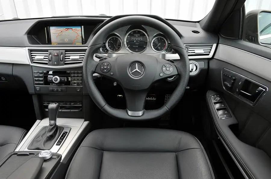 Mercedes Benz E 220 CDI SE Review Autocar