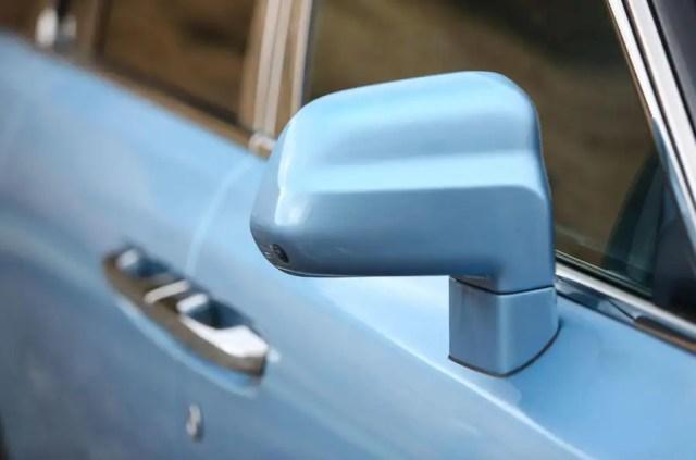 Rolls Royce Phantom 2018 review wing mirrors