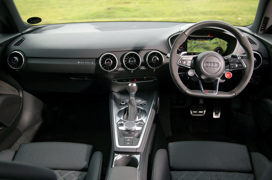 Audi Car Interior Design
