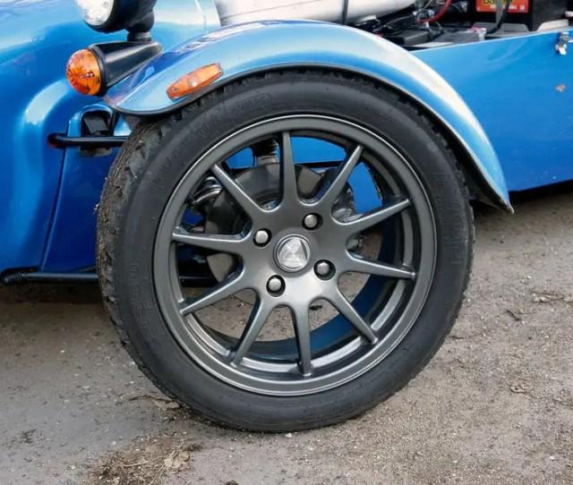 Caterham Seven Racing Wheeels