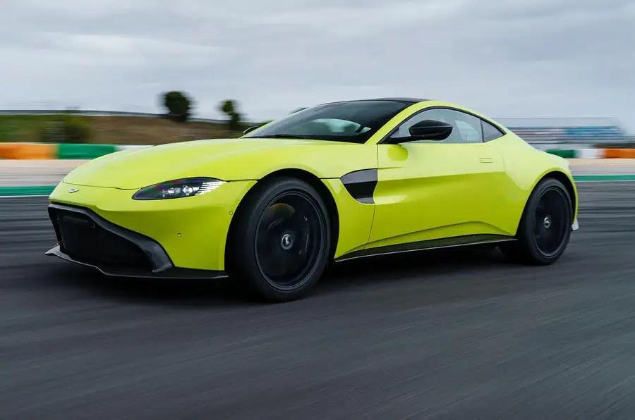 2019 Aston Martin Dbs Superleggera Wallpaper