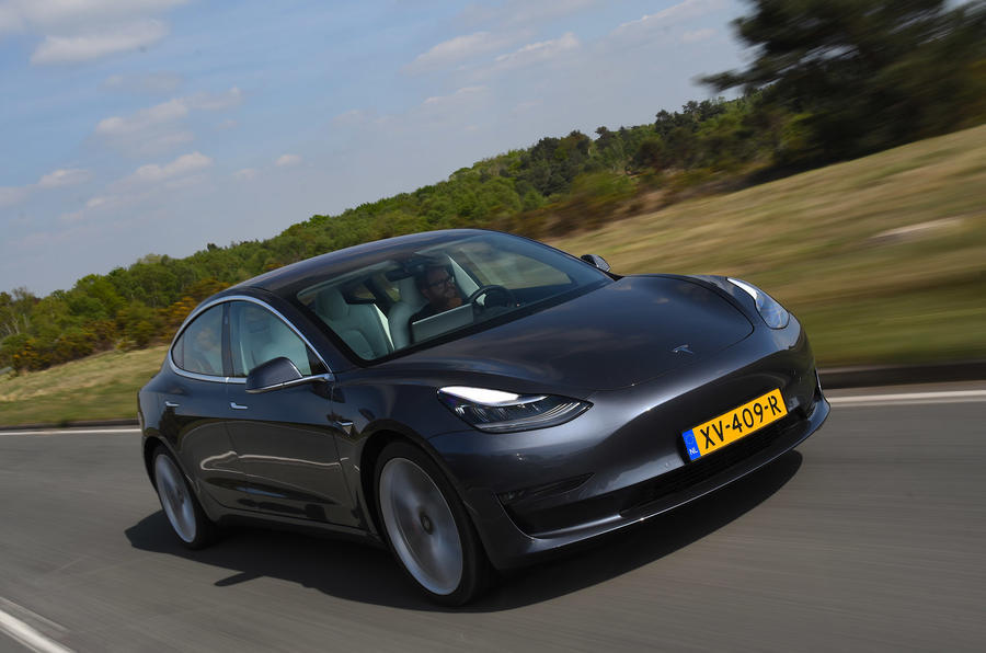 Tesla Model 3 Scores Five Stars In Latest Euro Ncap Tests