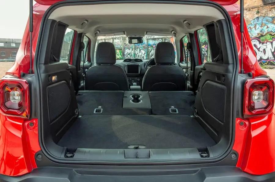 Jeep Renegade 1 0 Longitude 2019 Uk Review Autocar