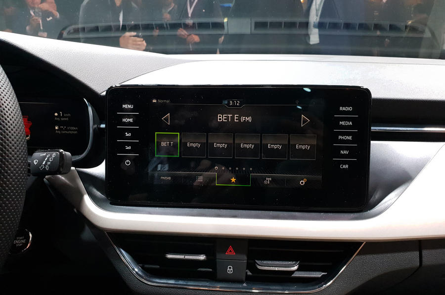 2019 Skoda Scala All New Family Hatchback Revealed Autocar
