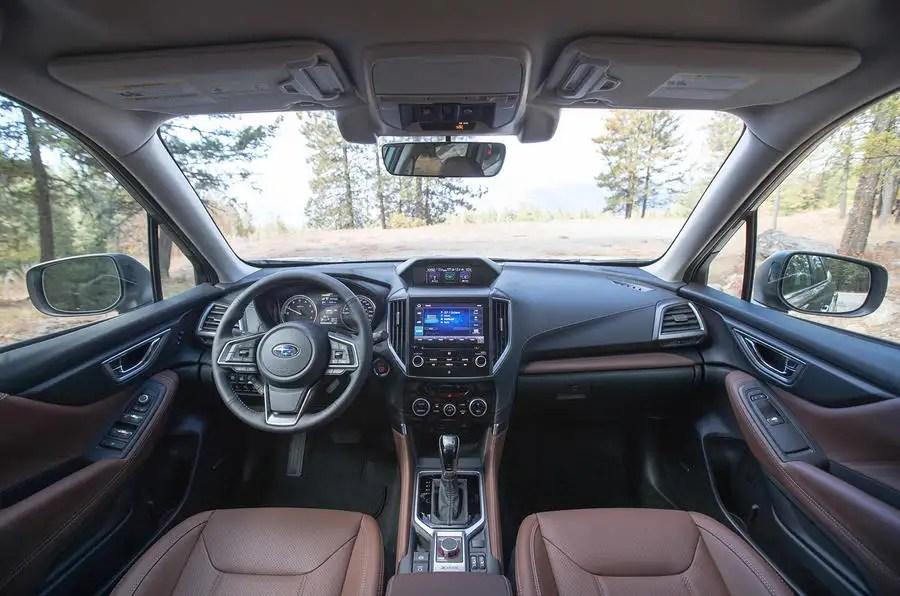 Subaru Forester 2019 Review Autocar