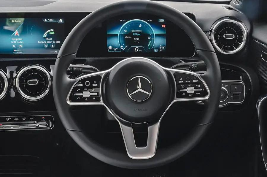 Mercedes Benz A Class A180 2019 Uk Review Autocar