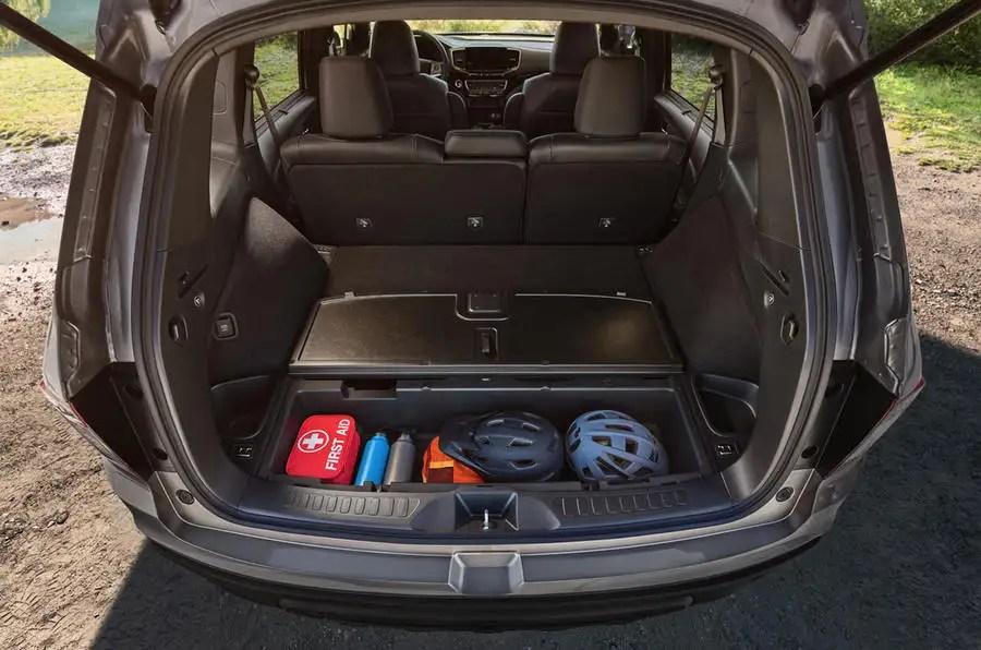 2019 Honda Passport Revealed As Rugged Mid Size SUV Autocar