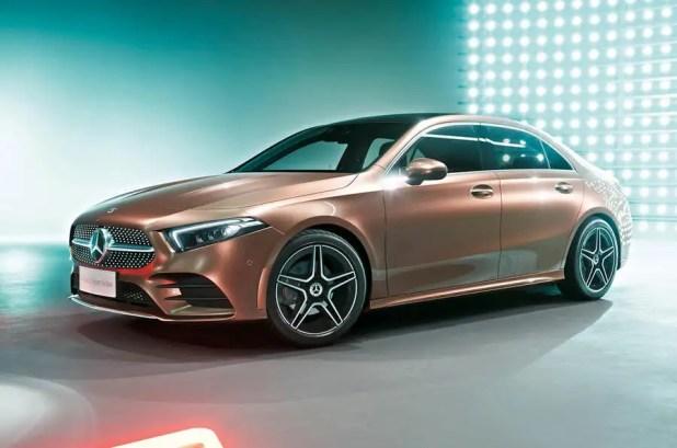 Resultado de imagen para Salón Mercedes-Benz A-Class