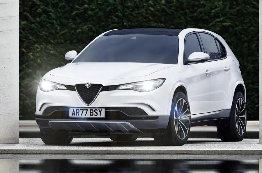 Alfa Romeo Nine New Cars By 2021 Autocar