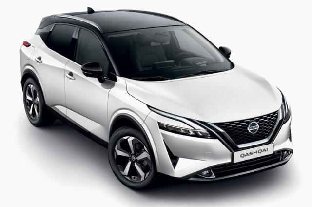 new 2021 nissan qashqai electrified suv on sale from £