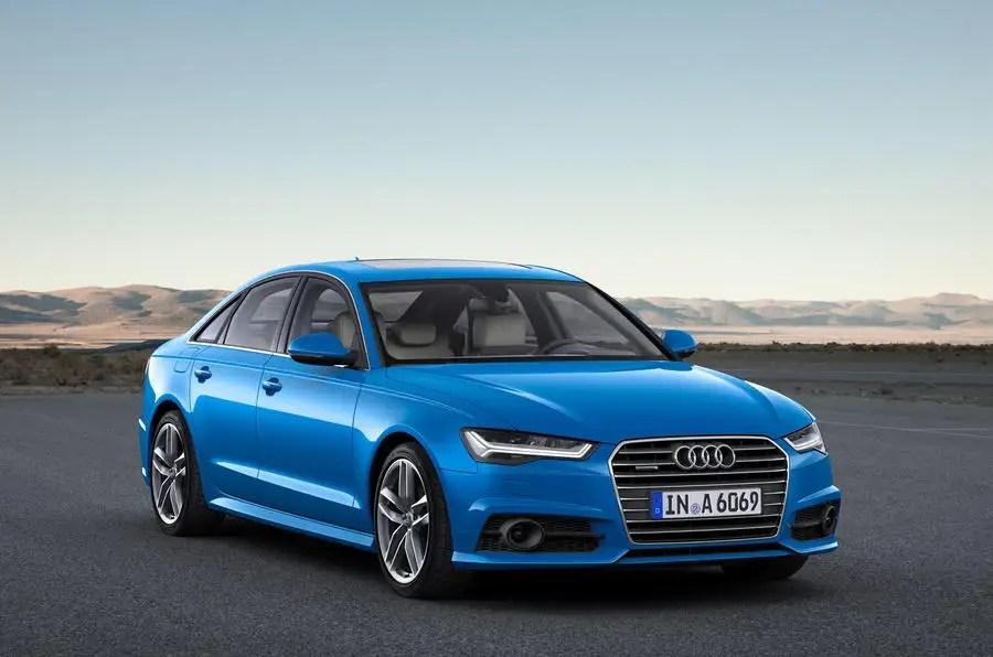 2016 Audi A6 And A7 Sportback Updated Autocar