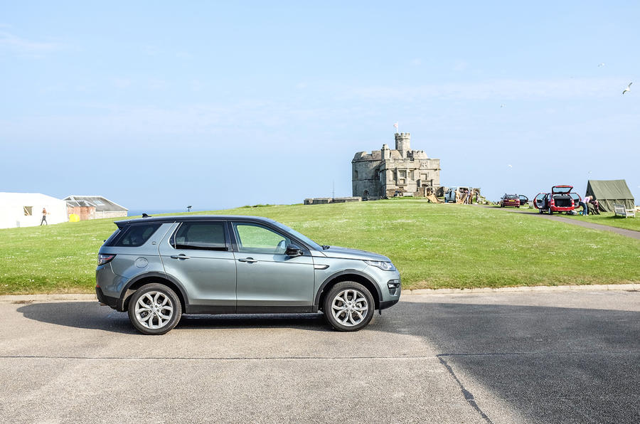 land rover discovery sport long term