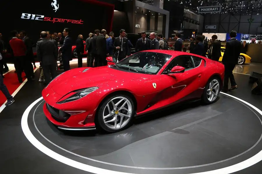 Ferrari Considering All New Model For Line Up Autocar