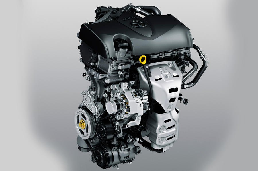 New Toyota Yaris 15litre features advanced exhaust cooling system   Autocar