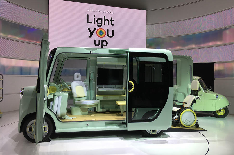 Bemo Kekinian, Inspirasi Mobil Masa Depan Versi Daihatsu!
