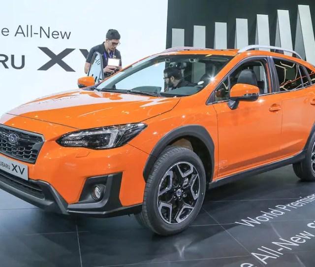 New Subaru Xv To Go On Sale In