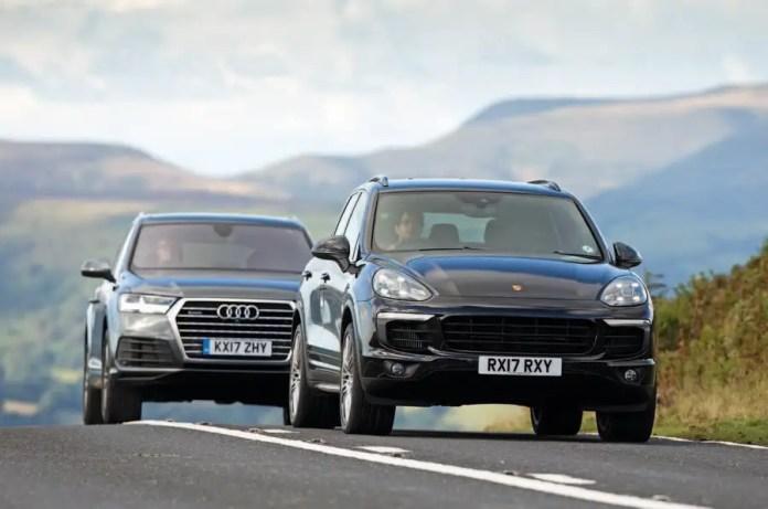 Porše i Audi saradjuju