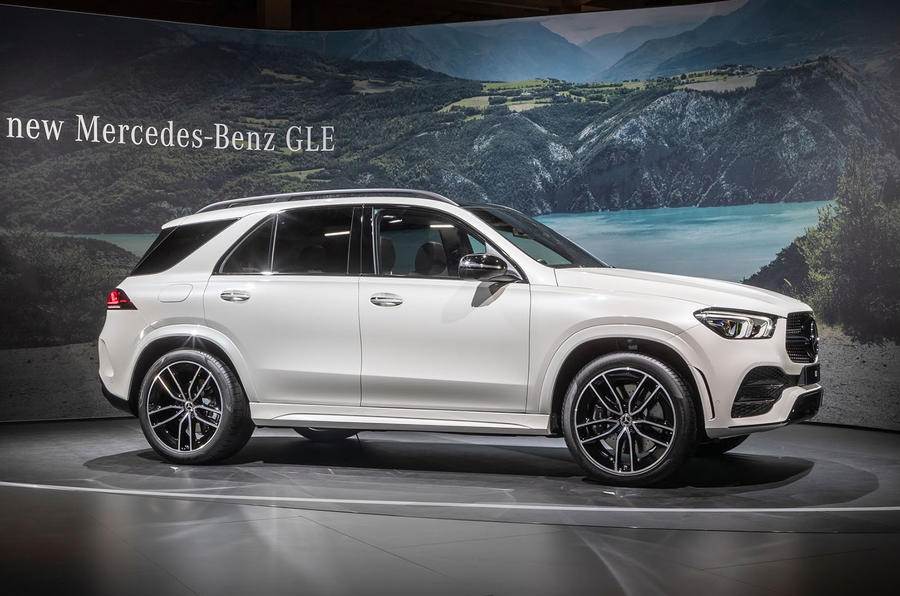 New Mercedes GLE 2019 SUV On Sale Now From 55685 Autocar
