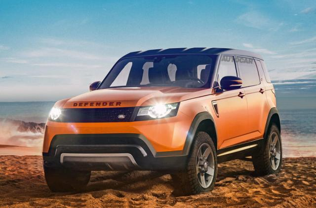2019 Land Rover Defender