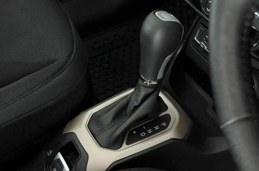 Jeep Renegade Ride Amp Handling Autocar