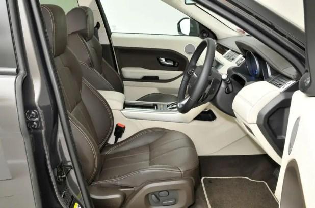 Range Rover Evoque Interior Brokeasshome Com
