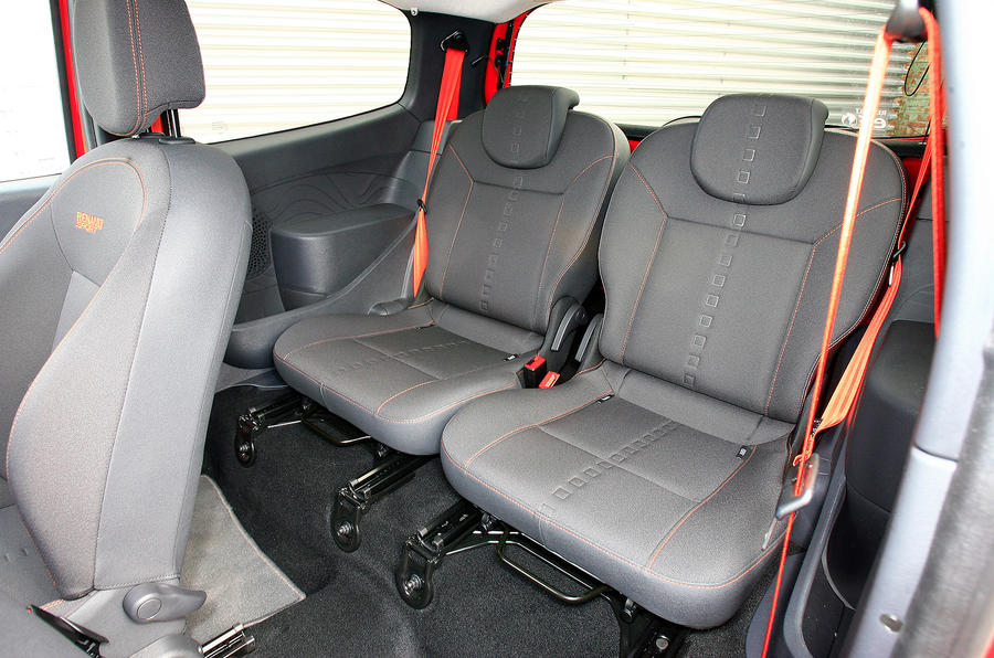 Renault Twingo Renaultsport 2008 2013 Interior Autocar