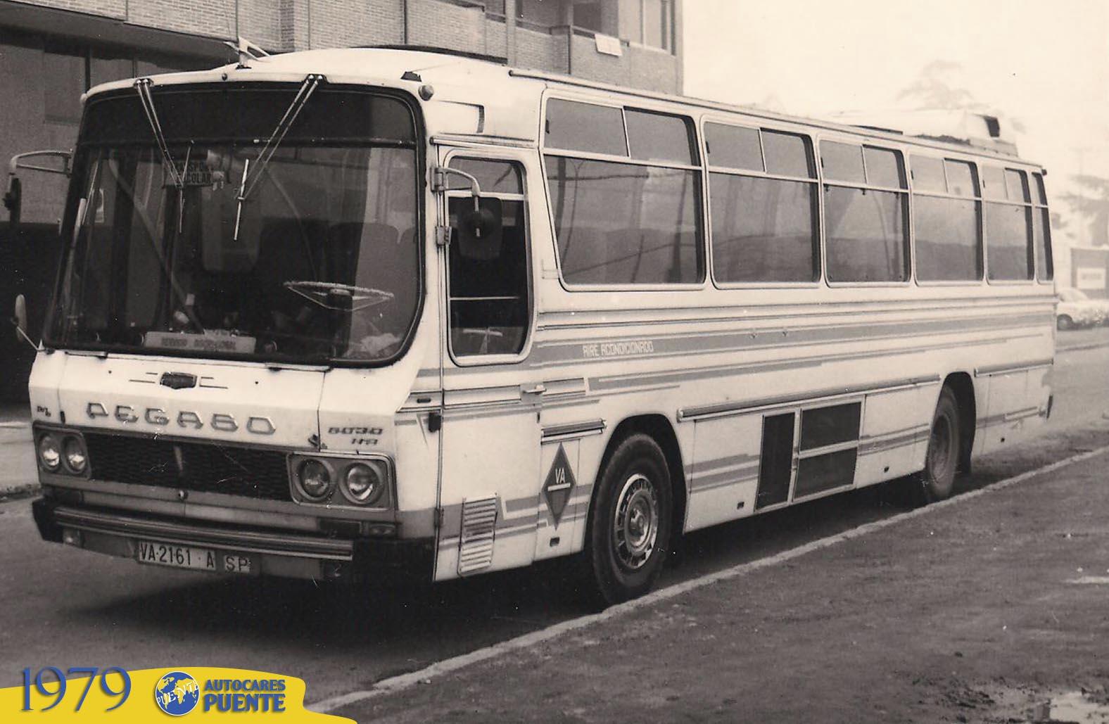 Nuestro Primer Autocar