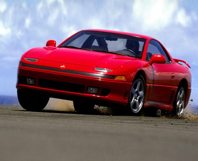 1990 Mitsubishi 3000gt