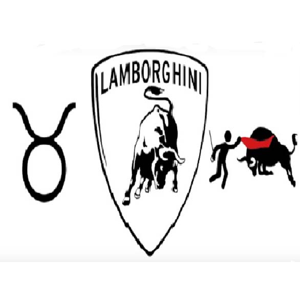 Lamborghini logo (bullfighting)