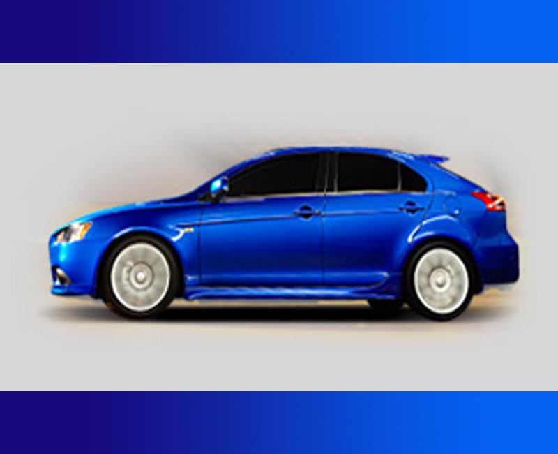 Mitsubishi 2009 history of cars