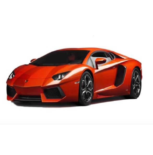 Modern Lamborghini Gallardo