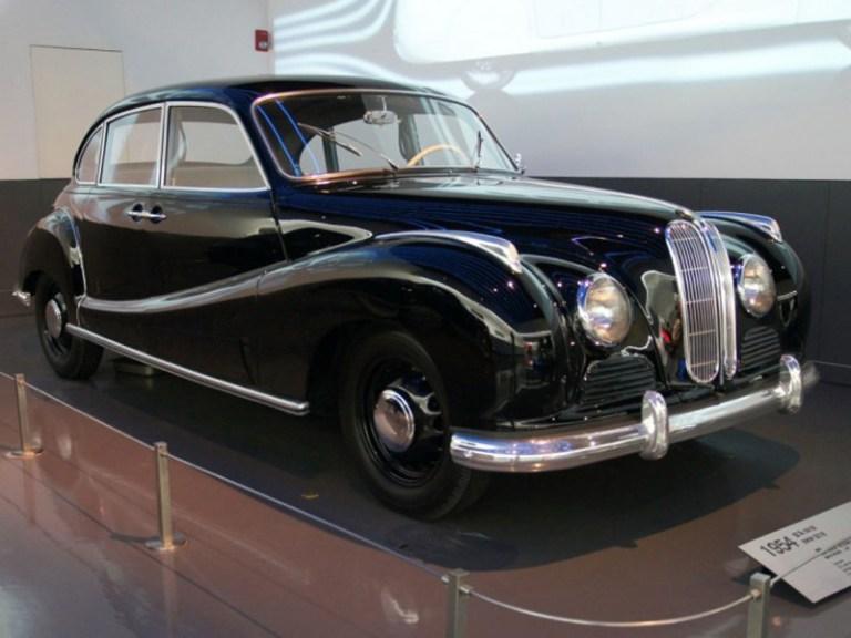 1952 BMW 501B