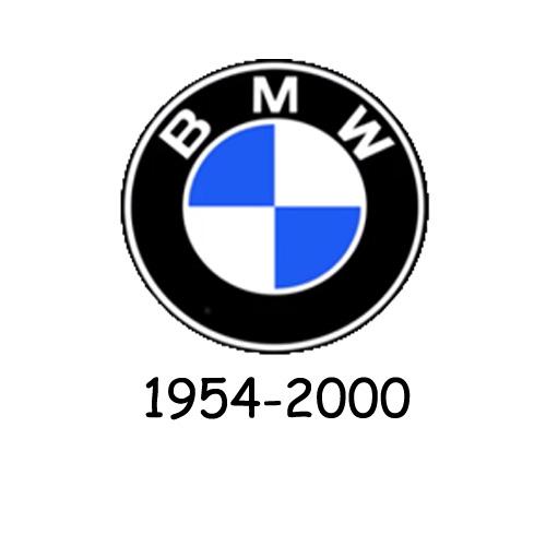 BMW 1954-2000