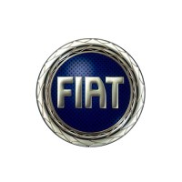 Fiat logo 1999 to 2001