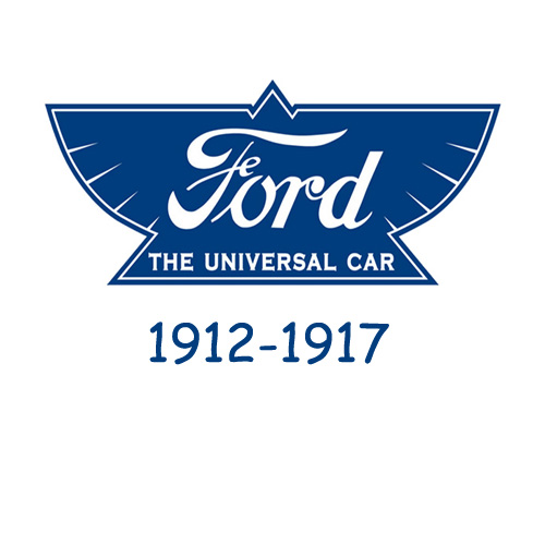 Ford logo 1912-1917