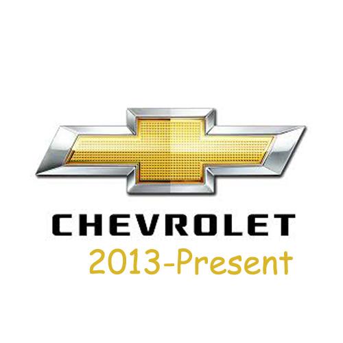 Chevrolet logo 2013-Present