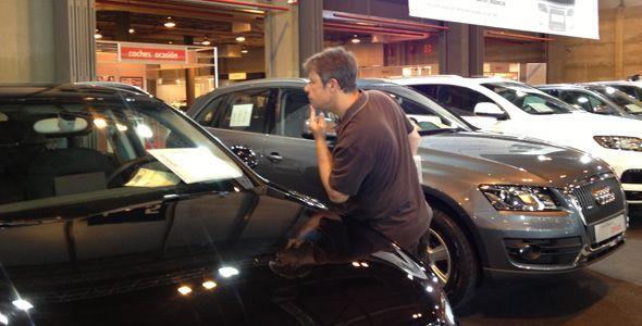 Nueve de cada diez compradores de coches acuden a Internet para informarse