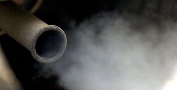 La contaminación del tráfico provoca cáncer, según la OMS