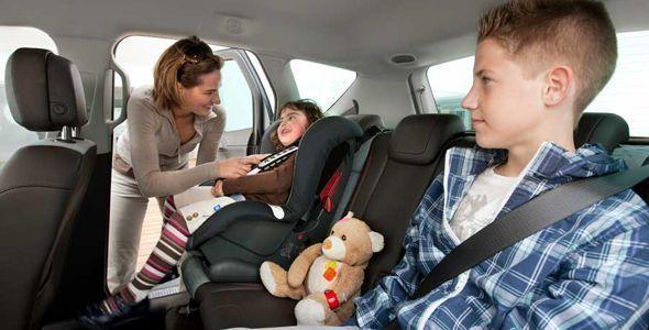 El 27% de las sillitas infantiles suspende en seguridad