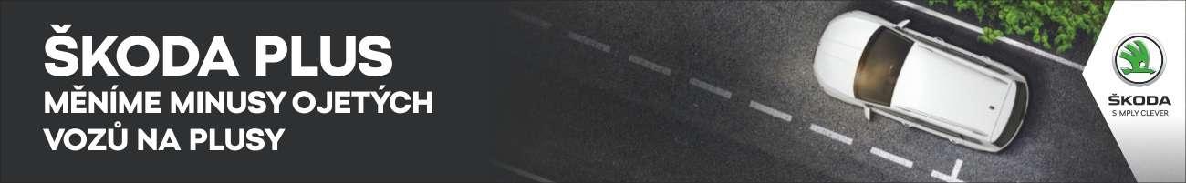 Skoda Plus novinkyvelky