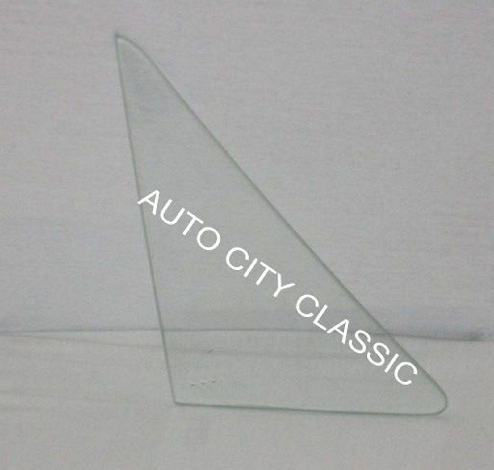 El Camino Right Vent Glass V E